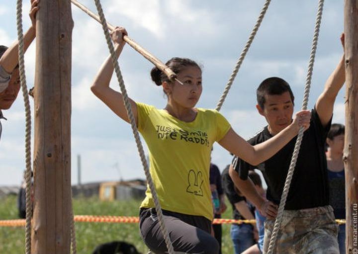 Спортивные состязания среди детей коренных народов прошли на Сахалине