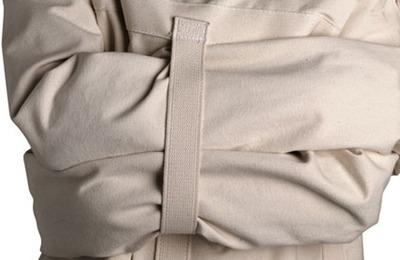 За экстремизм в интернете на жителя Чувашии наденут смирительную рубашку