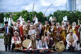 """Фестиваль """"Народы Москвы"""" пройдет на Поклонной горе"""