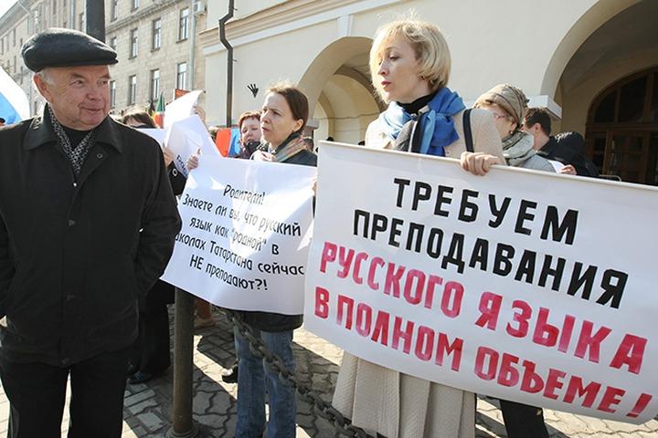 Житель Казани пожаловался генпрокурору на нарушения прав на изучение русского языка