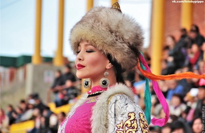 О традициях калмыцкого народа расскажут на фестивале в Москве
