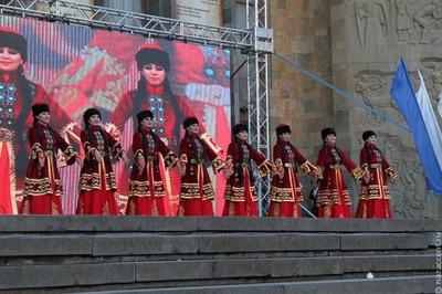 Традиционную культуру обсудили на этнофоруме молодежи Северного Кавказа в Махачкале