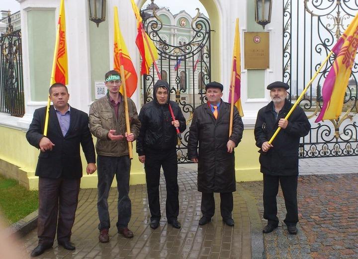 "Минюст Чувашии отказал в регистрации организации националистов ""Ирĕклĕх"""