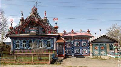 Деревянное царство и храм всех религий: регионы России соревнуются в самых необычных арт-объектах