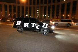 Участники автопробега в поддержку Путина танцевали лезгинку