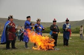 Сагаалган объявлен нерабочим днем в бурятском округе Иркутской области