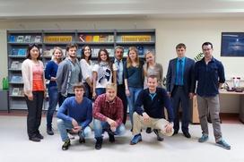 Иностранные студенты узнали о жизни коренных народов и мигрантов в Югре