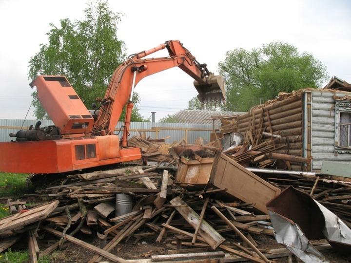 В Перми снесли более двух десятков домов цыган
