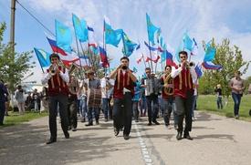 В Крыму отпраздновали крымскотатарский Хыдырлез