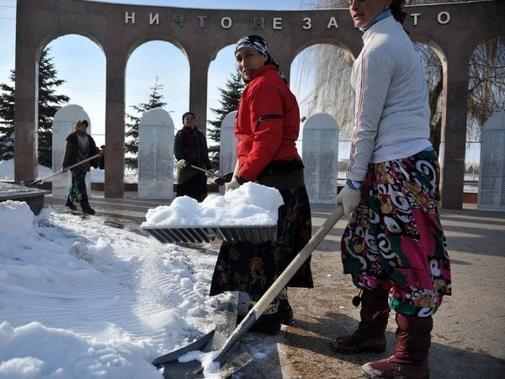 Россияне переоценивают количество мигрантов в стране