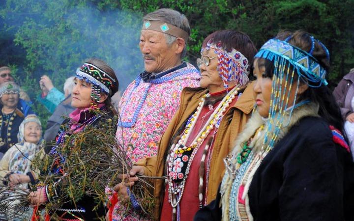 Магаданские эвены поздравят друг друга с Новом годом и Новым солнцем