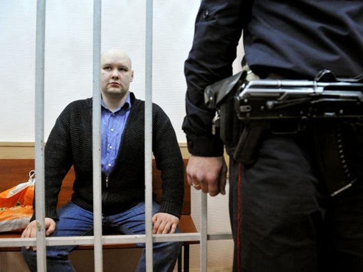 Арест националиста Константинова суд продлил до 29 мая