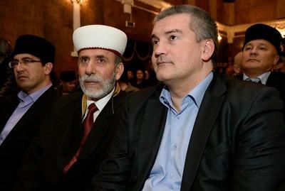 Глава Крыма пообещал поддержку крымско-татарскому движению