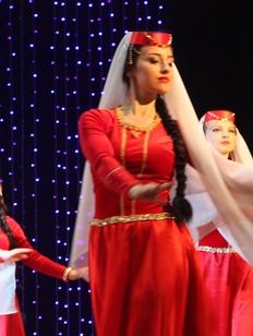 В Калуге провели День армянской культуры