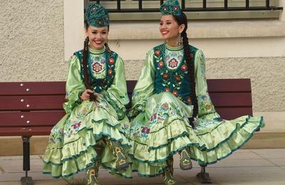 Лучший этнографический костюм выберут на конкурсе дизайнеров в Татарстане