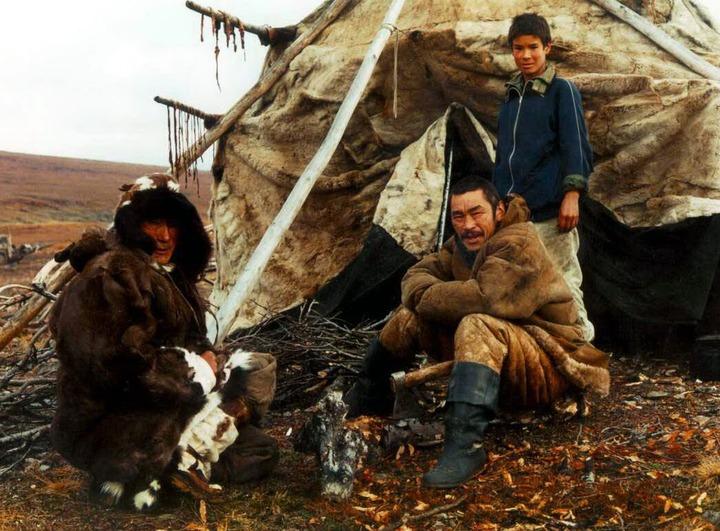 За 25 лет количество аборигенов Чукотки выросло на 3 тысячи человек