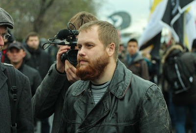 "Демушкин заявил о срыве съезда ""Партии националистов"""
