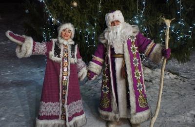 В Казани пройдет шествие национальных Дедов Морозов с Тол Бабаем и Матушкой Зимой