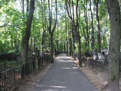 Этнические кладбища Москвы