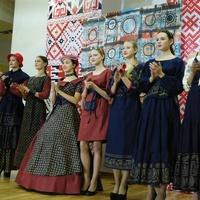 """Этномода на финно-угорском фестивале """"Палэзян"""""""