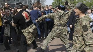 Прокуратура: Казаки не привлекались для работы на майском митинге оппозиции