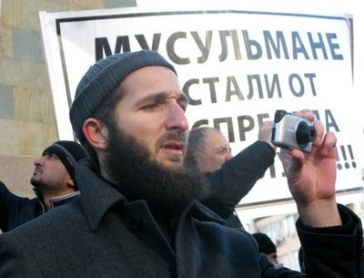 Организаторы митинга против ксенофобии на Манежной площади подали заявку в мэрию Москвы