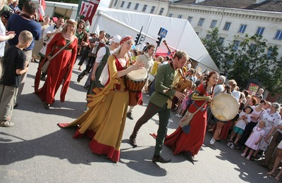 Русские Ганзейские дни пройдут в Вологде