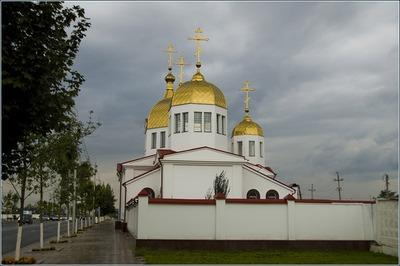 Для русскоязычных жителей Чечни на Пасху открыли новый православных храм