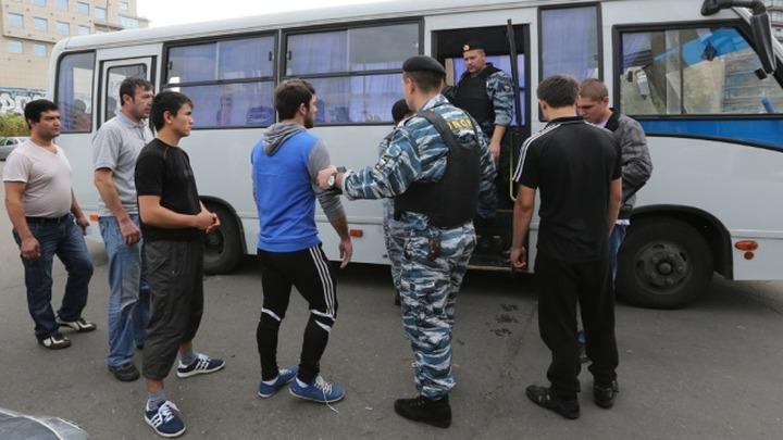 В Москве началась спецоперация по выявлению нелегальных мигрантов