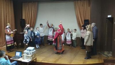 Воронежцев научили отдыхать по традициям предков