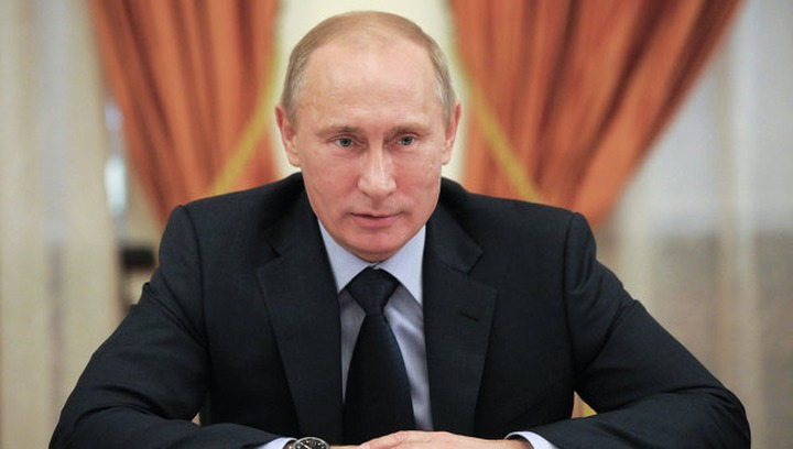 Путин назвал Крым истоком формирования русской нации