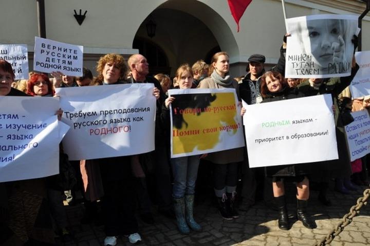 Молодые русские националисты Казани снова потребуют равных языковых прав на митинге