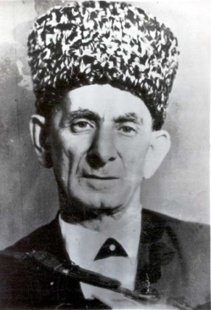 Чеченцы вспоминают Умара Димаева