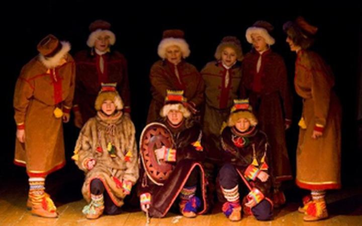 Саамы Мурманской области проведут международный детский фестиваль