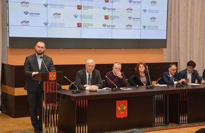 Журналисты и представители НКО обсудили проблемы информационного обеспечения госнацполитики
