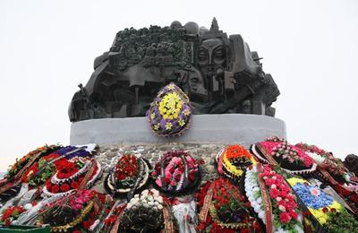 Жертв депортации калмыцкого народа вспоминают в Калмыкии
