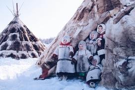 Новую кочевую школу откроют в отдаленном национальном селе Якутии