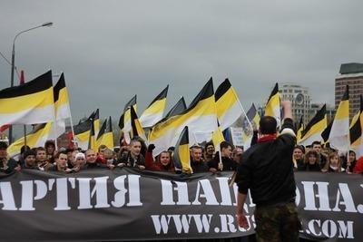 """За день до первомая националистов власти потребовали отменить концерт """"Коловрата"""""""