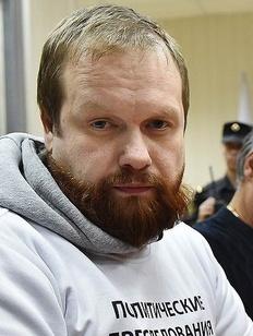 Националиста Демушкина оштрафовали на 200 тысяч рублей за участие в акции 3 августа