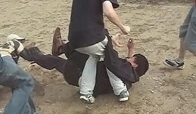 В Перми задержаны двое участников драки между таджиками и армянами, а 17 помещены в спецприемник