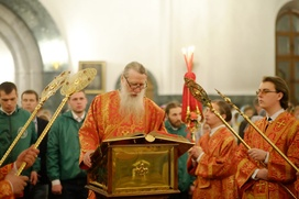 Пасхальные богослужения на языках разных народов провели в регионах России