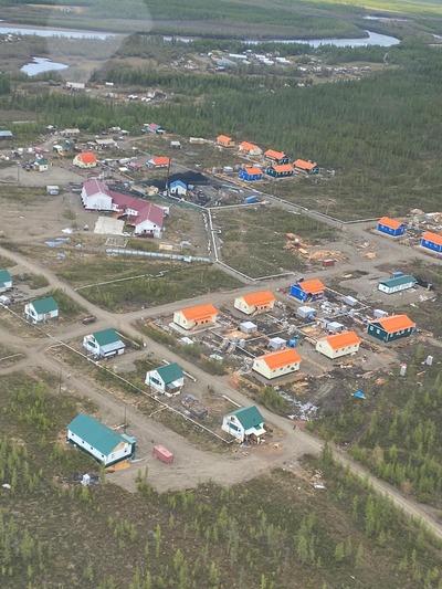 В Якутии из зоны затопления переселят 400 эвенов