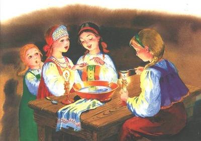 Русские забавы вспоминали в Твери