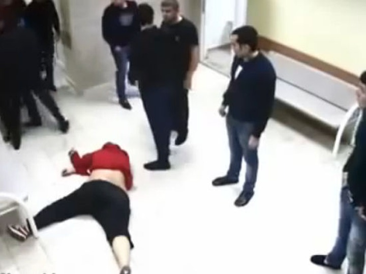 По подозрению в драке в больнице Минвод задержан 21 подозреваемый