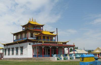 В Новосибирске откроют первый в области буддистский храм