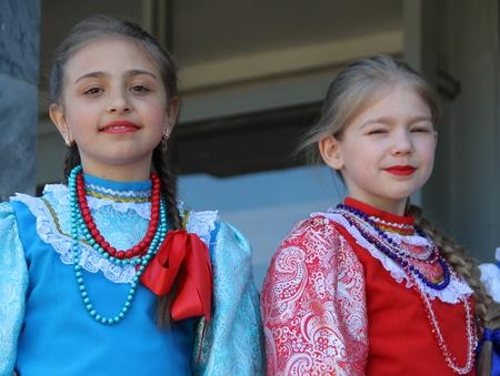 Открытие казачьего конкурса на Ставрополе