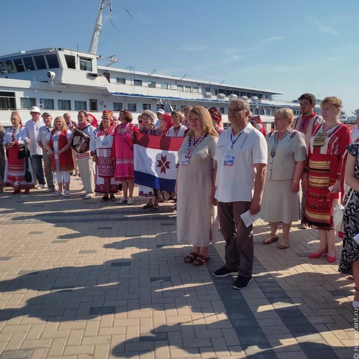 """Мордовская этноэкспедиция """"Волга - река мира"""" подвела итоги"""