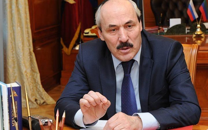 Рамазан Абдулатипов: Не за каждым съездом стоят народы республики