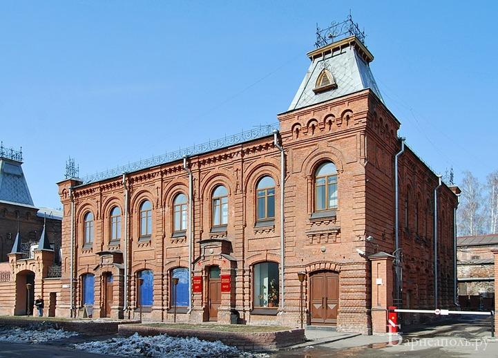 Российско-Немецкий дом Барнаула присоединят к Дому народного творчества