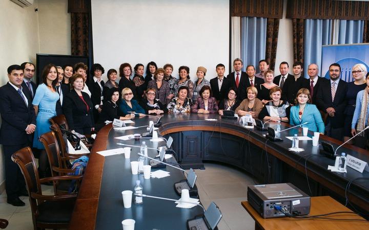 Федеральная еврейская НКА провела тренинги для руководителей национальных объединений из регионов